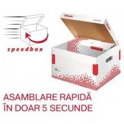 Container de arhivare Speedbox cu capac M, Esselte