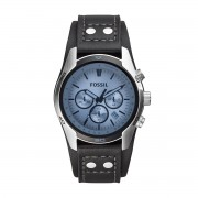 Часовник FOSSIL - Coachman CH2564 Black/Silver/Steel