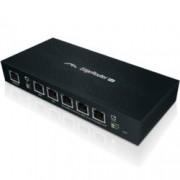 Рутер Ubiquiti EdgeRouter, 1x WAN 100/1000, 5x LAN 100/1000, 512MB RAM, 2GB Flash памет