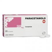 Nova Argentia Paracetamolo 500mg 20 Compresse