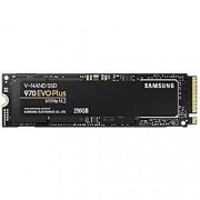 Samsung 250 GB Internal SSD 970 Evo Plus Black