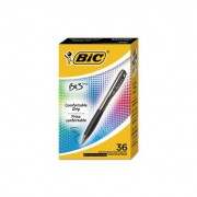 Bu3 Retractable Ballpoint Pen, Medium, 1.0 Mm, Black, 36/pack
