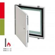 RUG Semin AluSpeed® Safe Revisionstür - rauchdicht - F/EI/I90 - 500 x 500 mm