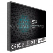 "SSD 120GB Silicon Power S55 SATA3 7mm 2.5"" Black 550/420 MB/S"