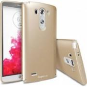 Skin Ringke Eco Slim LG G3 Royal Gold + Folie
