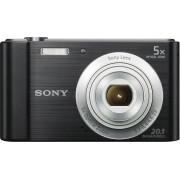 Digitalni fotoaparat Sony DSC-W800, crni