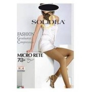Solidea By Calzificio Pinelli Microrete Collant Sabbia 2