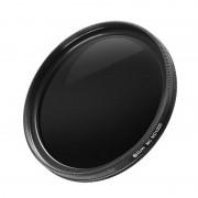 Walimex Pro ND1000 Slim Filtro Densidad Neutra para Objetivos 55mm