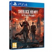 Sherlock Holmes: The Devils Daughter, за PS4