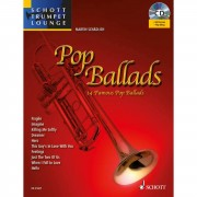 Schott Music Pop Ballads - Trompete Schädlich, Buch und CD
