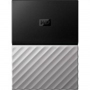 Hard disk extern WD My Passport Ultra 2TB 2.5 inch USB 3.0 Grey