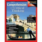 Comprehension and Critical Thinking, Grade 4 'With CDROM', Paperback/Lisa Greathouse