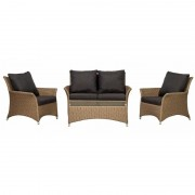 All Round Fun Bali 4 Seater Deluxe Lounge Set