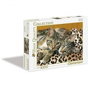 The Eyes Of The Cats 1000 Pieces Puzzle