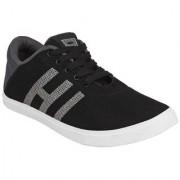 ABISTO Men Sneakers-Black-Birde-HI