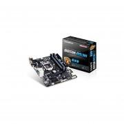Tarjeta Madre Gigabyte GA-B85M-DS3H S-1150 Audio Red DDR3 1600 1333 HDMI DVI MATX