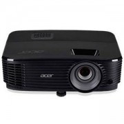 Видео проектор Acer Projector X1223H, DLP, XGA (1024x768), 20000:1, 3600 ANSI Lumens, HDMI, VGA, RCA, Speaker 3W, 3D Ready, Черен, MR.JPR11.001