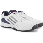 ADIDAS ALL COURT Tennis Shoes For Men(Navy, White)
