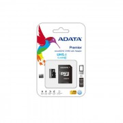 Micro SD Card, 32GB, A-DATA UHS-I, 1xAdapter, Class10