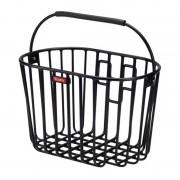 KlickFix Alumino Panier, black 2019 Paniers pour guidon