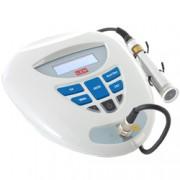 elettroterapia professionale new laser plus - con manipolo e 2 occhial