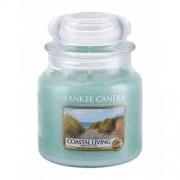 Yankee Candle Coastal Living 411 g vonná sviečka unisex