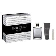 Set Cadou Jimmy Choo Man (Concentratie: Apa de Toaleta, Gramaj: 100 ml)