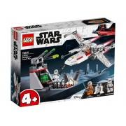Lego Конструктор Lego Star Wars Атака истребителя X-Wing 132 дет. 75235