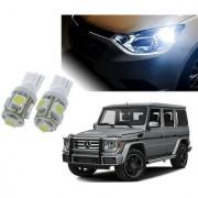 Auto Addict Car T10 5 SMD Headlight LED Bulb for Headlights Parking Light Number Plate Light Indicator Light For Mercedes Benz G-Class