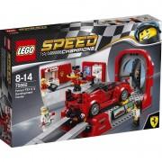 Lego Speed Champions75882, Ferrari FXX K och Development Center