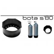Bota cilindro mergulho S80
