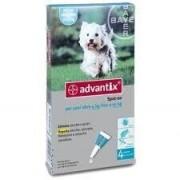 Bayer spa (div.sanita'animale) Advantix Spot On 4 Pipette Cani 4-10 Kg