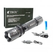 Lanterna Cree LED reincarcabila Troy T28085 3 W