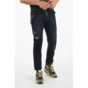 Diesel BLACK GOLD Jeans TYPE-2872 Effetto Vintage 18cm taglia 30