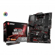 MSI MPG X570 GAMING PLUS DDR4 4400MHz HDMI ATX AM4