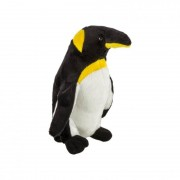 Jucarie de plus MomKi Pinguin regal 20 cm