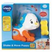 VTech Baby Shake and Move Puppy primul meu catel
