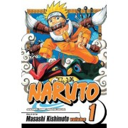 Naruto, Volume 1, Paperback
