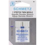 SCHMETZ Stretch ikertű, 4mm/75, 130/705 H-S ZWI