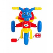 OH BABY Cycle Baby Tricycle WITH CYCLE COLOR Multi SE-TC-97