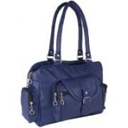 Bizarre Vogue Hand-held Bag(Blue)