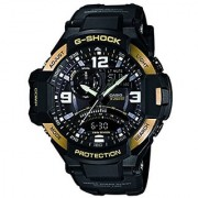 G-Shock Professional Analog-Digital Black Dial Mens Watch - Ga-1000-9Gdr( G590)