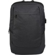 Neopack Bolt For Mac outlet for USB cable 5 L Laptop Backpack(Grey)