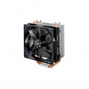 Disipador y Ventilador Cooler Master Hyper 212 EVO para Procesadores Intel LGA 1366 / 1155 / 1150 / 1151 y AMD FM2 / FM1 / AM3+. RR-212E-20PK-R2