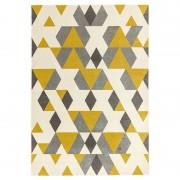 Easy Living Vloerkleed Colt - Piramide Geel - Geel - Size: 160 x 230