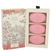 True Rose For Women By Woods Of Windsor Three 2.1 Oz Luxury Soaps 2.1 Oz