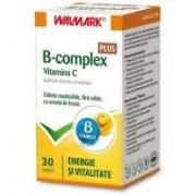 B complex+ vitamina c 30tbl WALMARK