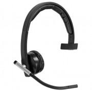Logitech Słuchawki z mikrofonem Logitech H820e bezprzewodowe czarne