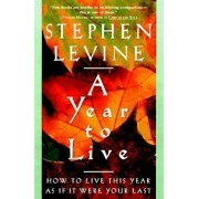 A Year to Live: How to Live This Year as If It Were Your Last, Paperback