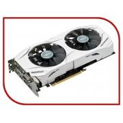 Видеокарта ASUS GeForce GTX 1060 1506Mhz PCI-E 3.0 3072Mb 8008Mhz 192 bit DVI 2xHDMI HDCP DUAL-GTX1060-3G